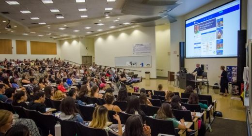 Kevin Kirk Presents Make A Wave To San Diego State University Students